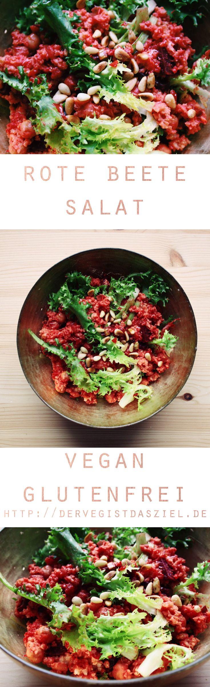 Rote Beete Salat, Rote Bete Salat