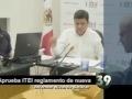 El Consejo del ITEI de Jalisco aprobó el reglamento que determinará los procedimientos de la nueva Ley de Información Pública de Jalisco y sus municipios que entrará en vigor a partir de abril. Sin embargo, no lo hizo público. Para que sea efectivo, el nuevo reglamento debe ser publicado en el Periódico Oficial del Estado de Jalisco.    Informe de Ricardo Salazar