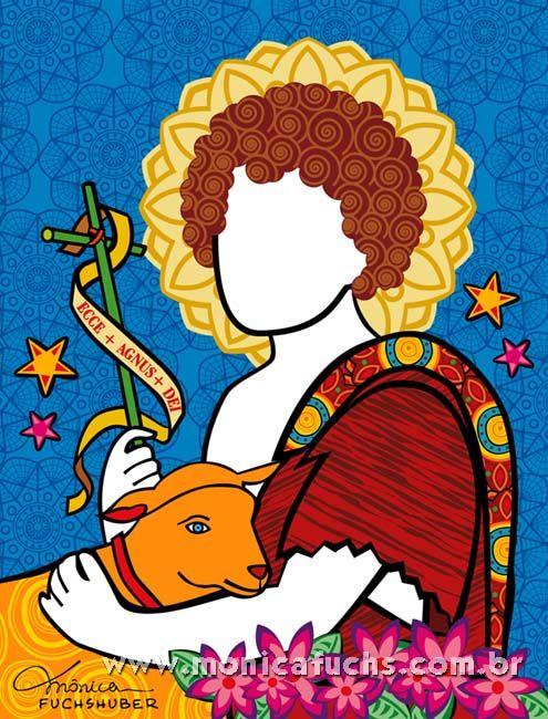 """24 de Junho é o dia de São João Batista, conhecido no Brasil como o Santo Festeiro, por causa das manifestações, e celebrações, com muita dança e fogueira, fogos e diversão. Daí originou o nome da festa """"Joanina"""", ou """"Junina""""."""