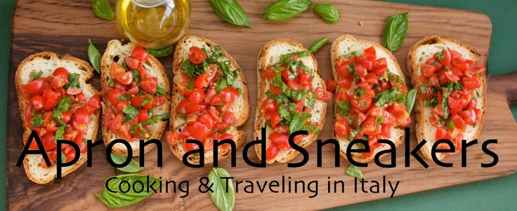 Because I miss Italy so much it hurts... this blog is a little comfort, I can read about this woman's travels and cooking. She packed up her life and moved to Italy. Cooking & Traveling in Italy