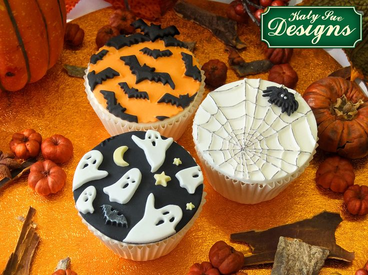Spooky cupcakes! Shop Katy Sue Designs at C&C: http://www.createandcraft.tv/baking/brand--katy+sue+designs?icn=Katy_Sue&ici=Katy_Sue_Baking_Brands