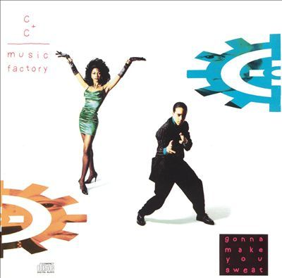 C+C Music Factory wasn't really a group -- it was the product of Robert Clivillés and David Cole, two pop-savvy dance producers. In 1989, Clivillés and Cole hired all the singers and created all the tracks for Gonna Make You Sweat, C+C Music Factory's first album. While it was prepackaged, it wasn't necessarily faceless; in Freedom Williams, the producers had a solid, if not original or distinctive, rapper.