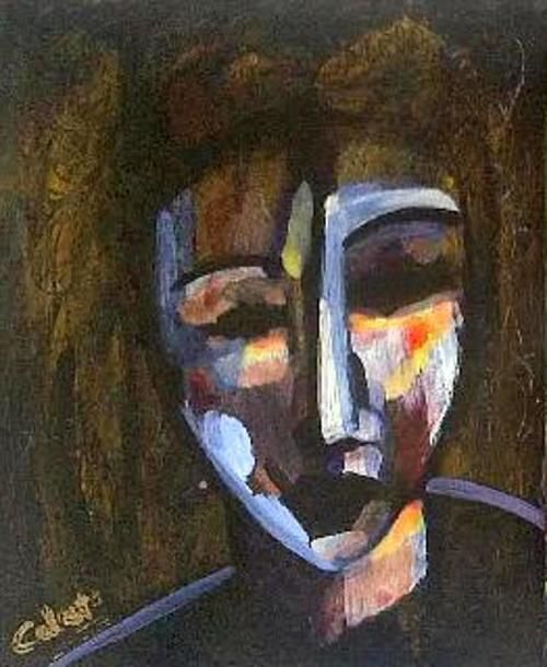 Paintings - ATARA - AN ORIGINAL PAINTING BY OVERBERG ARTIST CELESTE FOURIE-WIID for sale in Hermanus (ID:260189043)