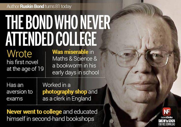 LOVE all his books! Ruskin Bond