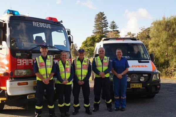 NSW Ambulance thanks its 360 volunteers across NSW.