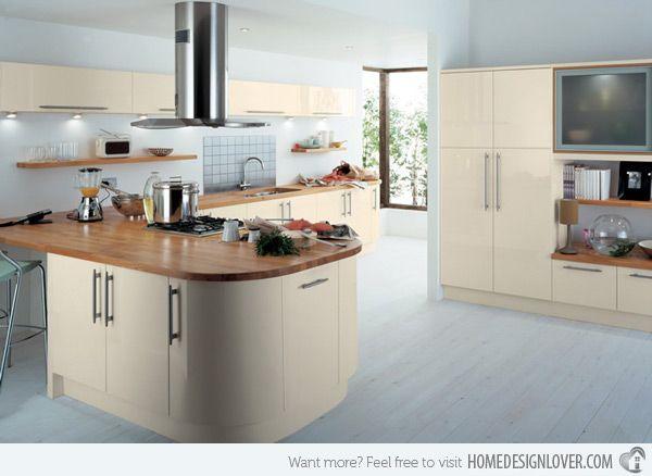 Kitchen Ideas Cream Gloss 30 best kitchen ideas images on pinterest | kitchen ideas, high