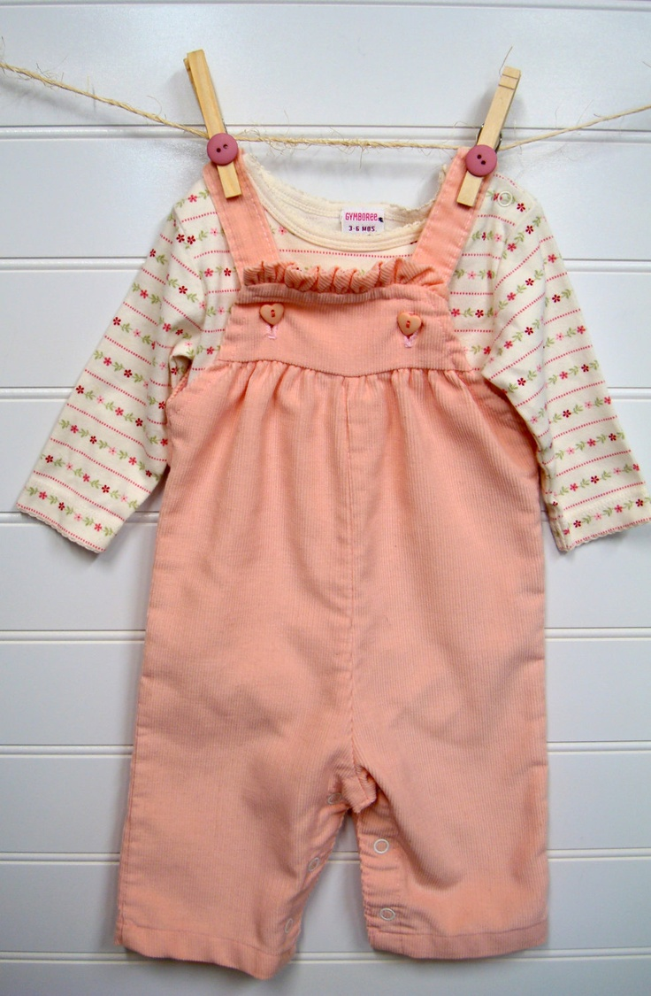 Vintage Baby Clothes Baby Girl 9 00 Via Etsy Baby