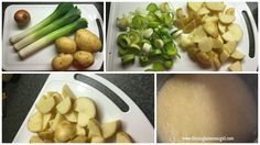 Slimming World Leek and Potato Soup