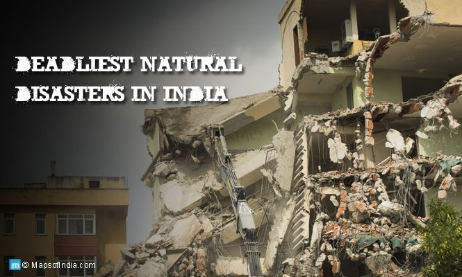Image of Top 10 Worst Natural Disasters in India