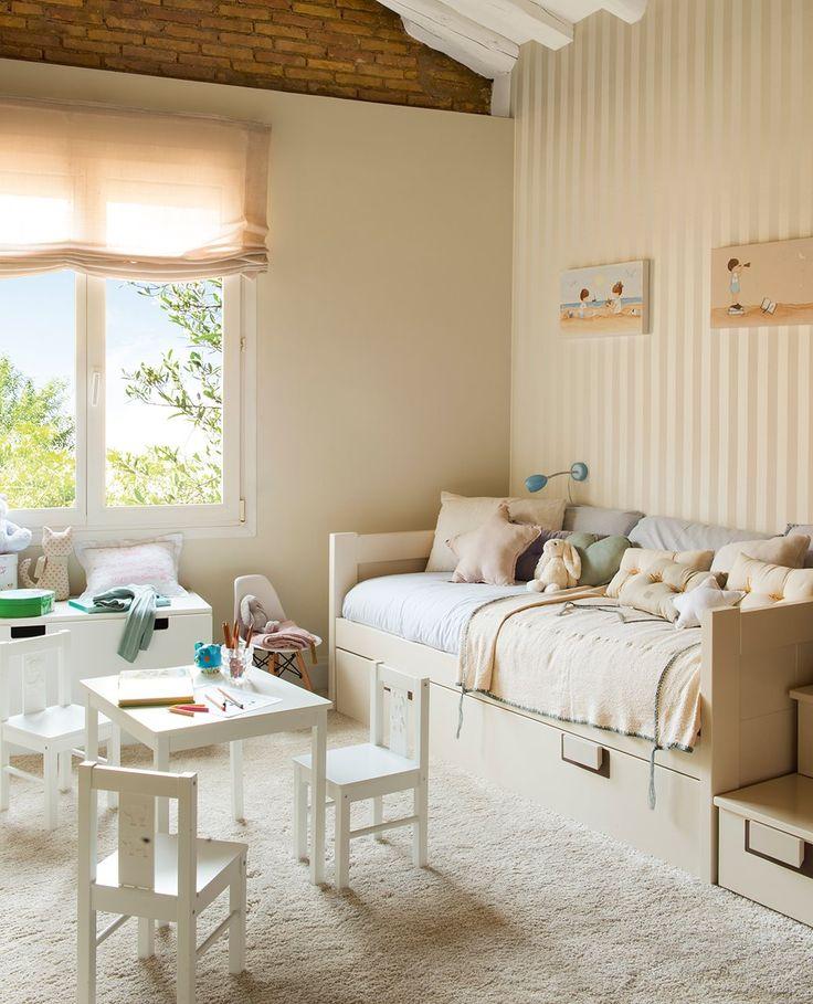 M s de 25 ideas incre bles sobre habitaciones en tico de for Habitaciones infantiles zaragoza