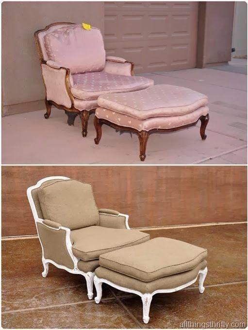 17 mejores ideas sobre pintando sillas viejas en pinterest - Restaurar paredes viejas ...