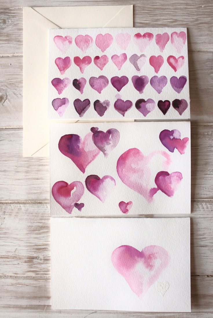 54 best images about greeting cards – Valentine Note Cards