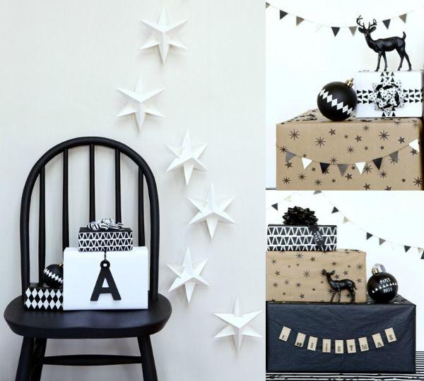 kerst-in-zwart-wit