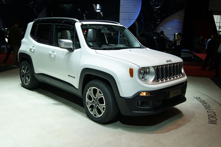 2015 Jeep Renegade.  Check out the 2015 Jeep line up, some of which will be displayed at the 2015 Calgary International Auto & Truck Showcase  For more information visit us online at: www.autoshowcalgary.com
