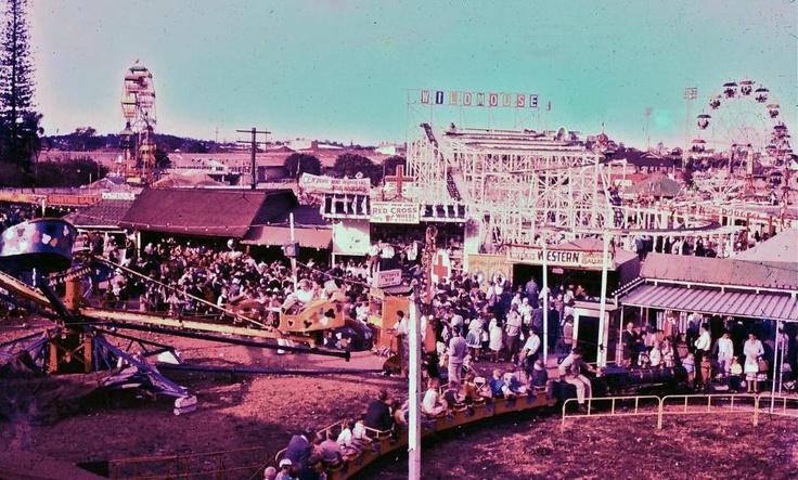 Brisbane EKKA 1960's
