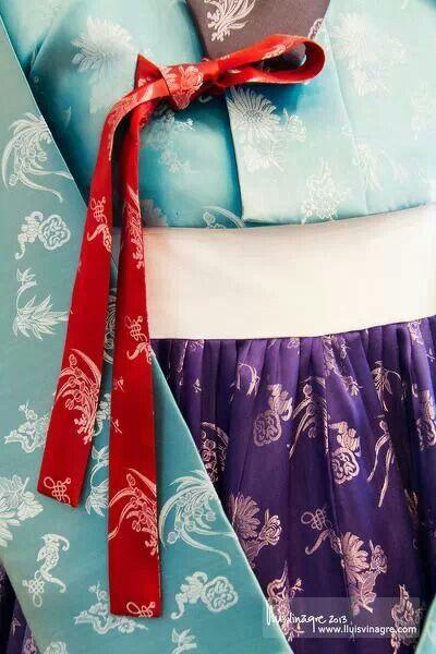 Korean traditional wear for women
