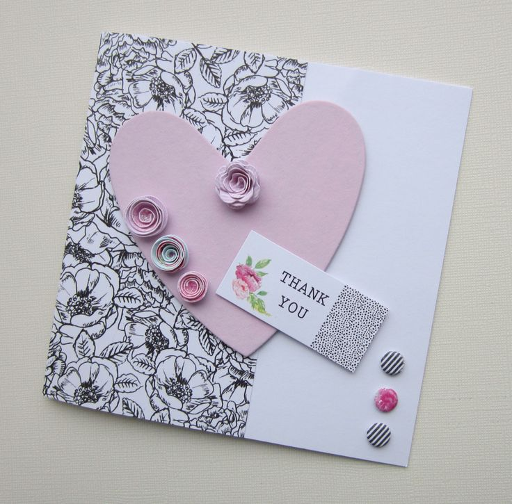 Card made by Kath Woods using the Heritage Rose collection.