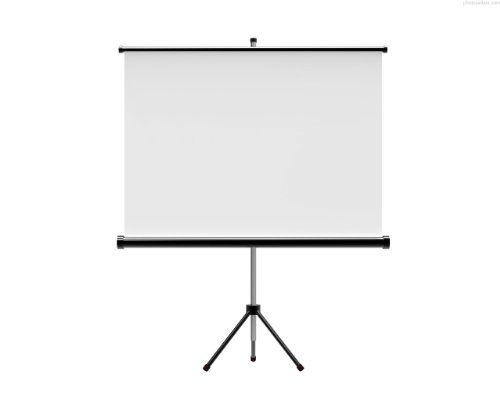 mhp computer services mhp 43 large portable tripod projector screen 180 x