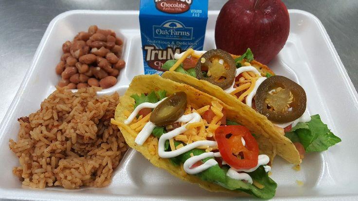 CISD Child Nutrition @CISDNutrition  Taco Thursday @CMSNorth @Coppellisd @schoolnutrition @FarmtoSchool @SchoolMealsRock @jean_mosley @T_A_S_N @nutrislice