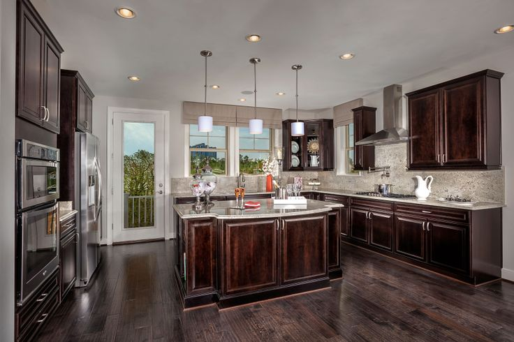 Spacious Kitchen On The Second Floor
