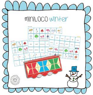 MiniLoco | Thema WINTER 1, 2 of 3 sterren