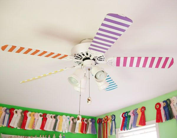 uniqe and fun dyi kids room decore | DIY Decorating Ideas for Kids rooms