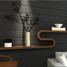 Dokunmamış Avrupa Şam Yılbaşı 3D Duvar Kağıdı Arka Plan Oturma Odası Yatak Odası Siyah beyaz Duvar Kağıdı Rulo(China (Mainland))