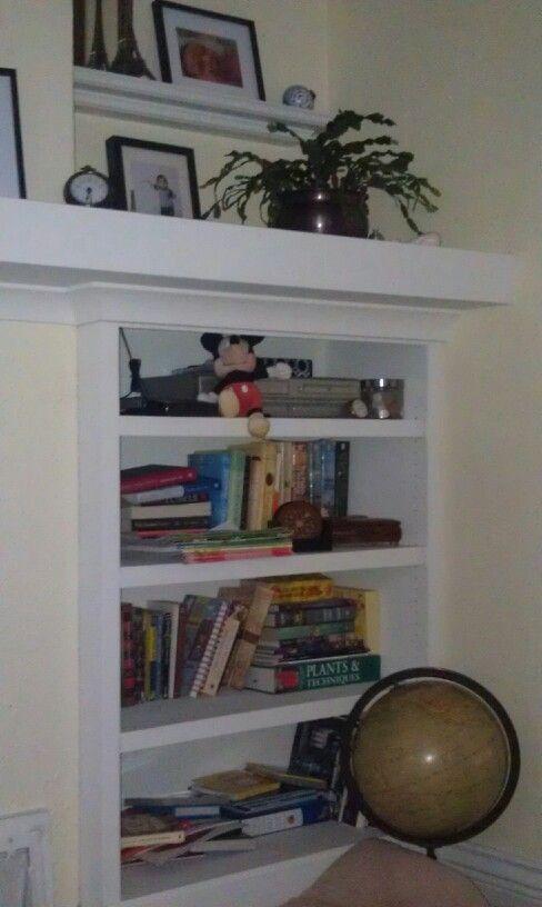 Literally Mickey on the Shelf