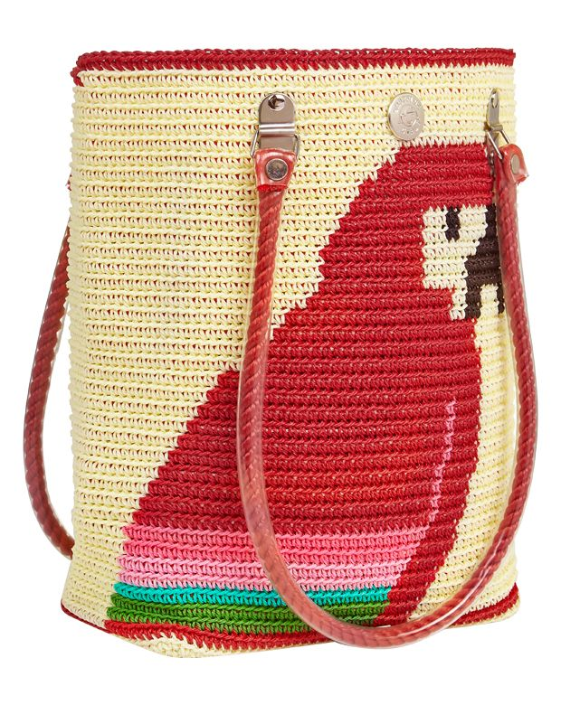 Parrot tote