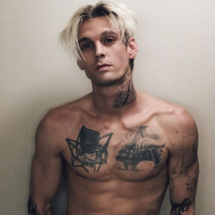 Aaron Carter details arrest on Twitter: 'The truth will come out'