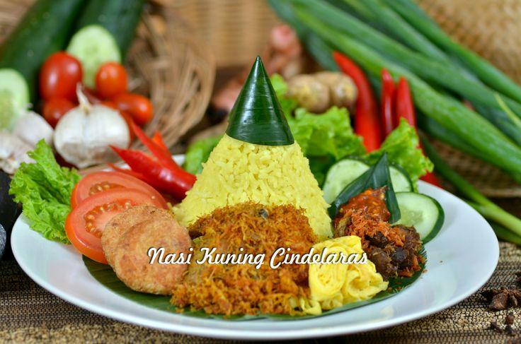 Tumpeng Kuning Cindelaras Catering Order for Jabodetabek onlu 021 7493756