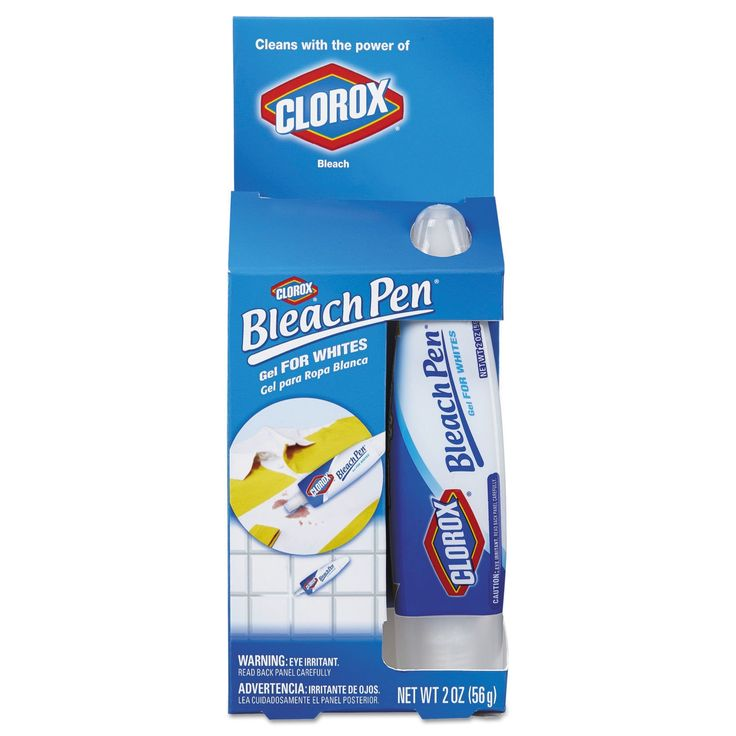 Diy Stain Remover Pen: 1000+ Ideas About Clorox Bleach On Pinterest