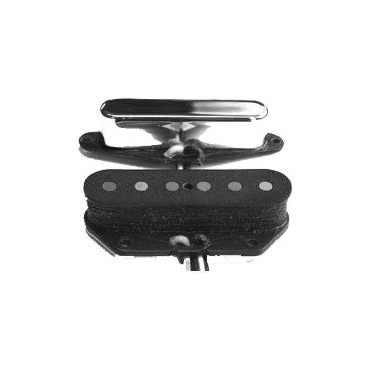 Bare Knuckle Piledriver Telecaster Pickup Set - Nickel