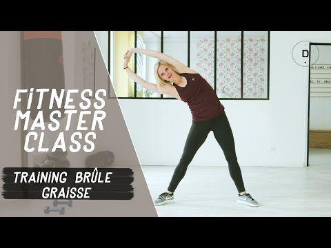 Training brûle-graisses (20 min) - Fitness Master Class - YouTube