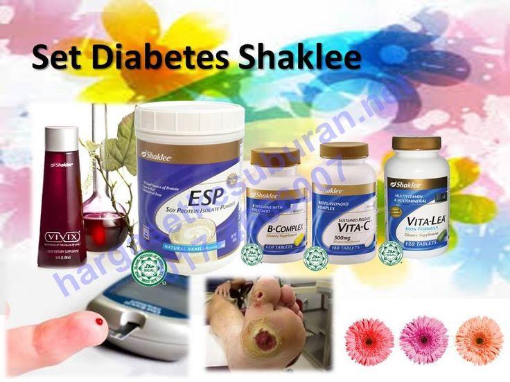 Diabetes mengancam kehidupan anda Diabetes mengancam nyawa anda Jangan sampai kaki kena potong, buah pinggang rosak baru kalut nak cari ubat  Amalkan Set Diabetes Shaklee, Insyaallah Diabetes anda terkawal dan tidak melarat. Pengambilan secara istiqomah, Insyaallah   PM / Whatsapp / Tele 017-4666007 untuk konsultasi eksklusif