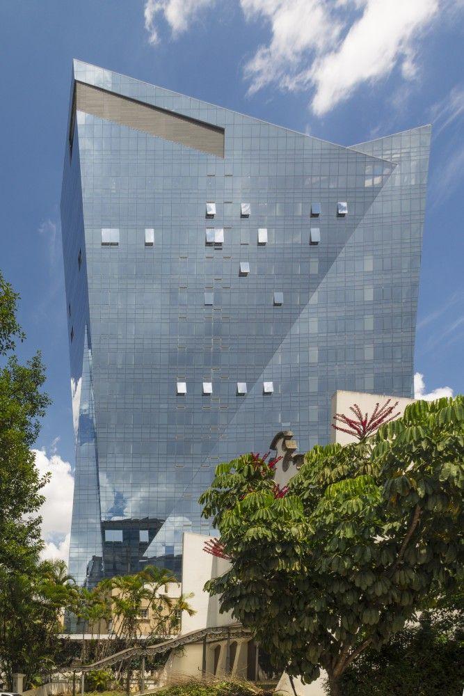 VITRA / Studio Daniel Libeskind + Pablo Slemenson Arquitetura