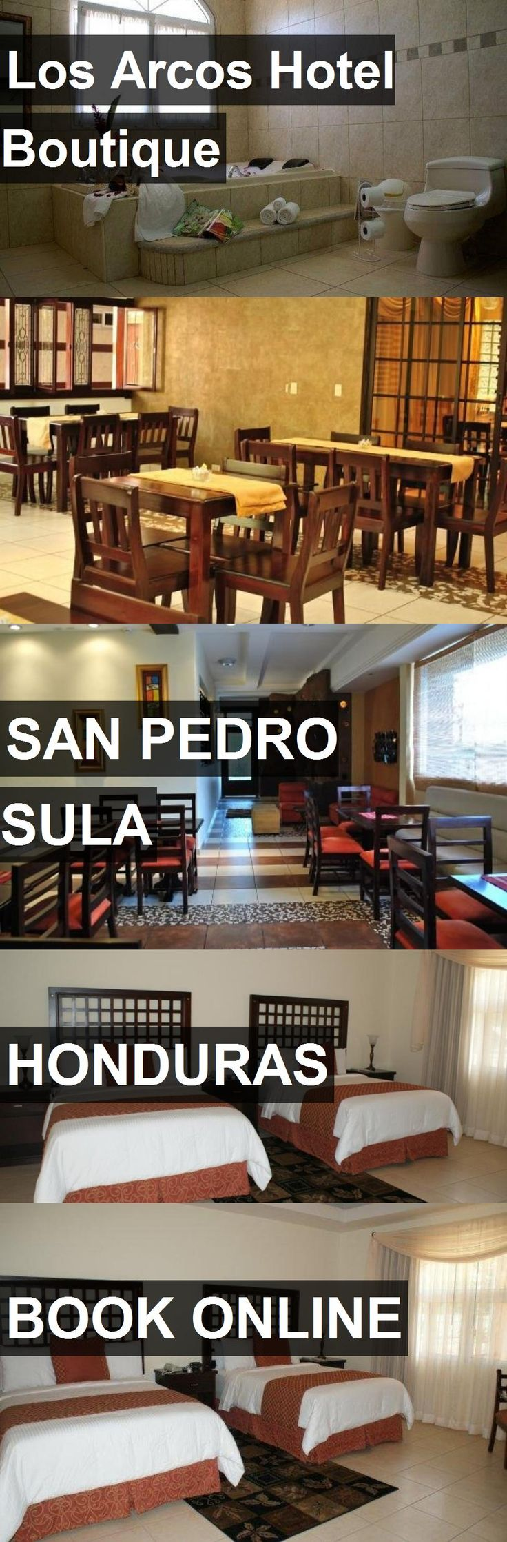 Los Arcos Hotel Boutique in San Pedro Sula, Honduras. For more information, photos, reviews and best prices please follow the link. #Honduras #SanPedroSula #travel #vacation #hotel