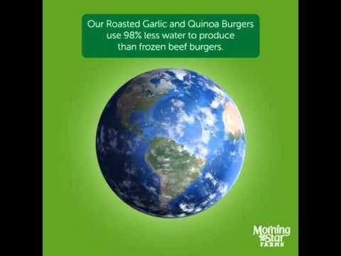 Even one veggie-full meal can serve up some serious Earth-friendly goodness. Tap the globe for all the delicious facts. #EarthDay. Source: msf.to/LCA