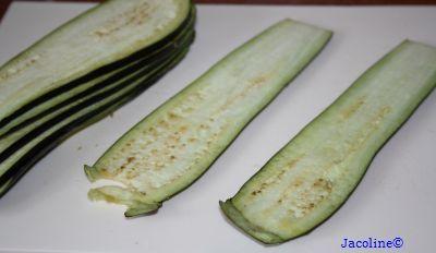 Gezond leven van Jacoline: Aubergine lasagne