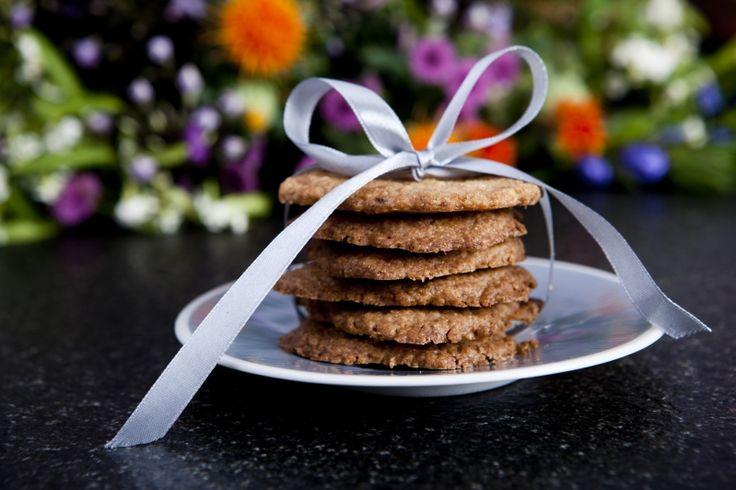 Kitchenette - Sušenky z quinoi, vlašských ořechů a citrónové kůry