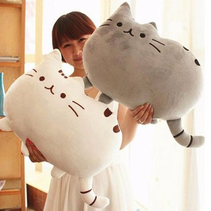 40*30cm New Kawaii Pusheen Cat Pillow With Zipper Only Skin Without PP Cotton Biscuits Kids Toys Big Cushion Cover Peluche Gifts // FREE Shipping //     Buy one here---> https://thepetscastle.com/4030cm-new-kawaii-pusheen-cat-pillow-with-zipper-only-skin-without-pp-cotton-biscuits-kids-toys-big-cushion-cover-peluche-gifts/    #pet #animals #animal #dog #cute #cats #cat