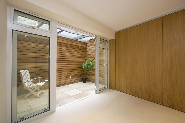 Basement addition Muswell Hill - Allan Rosenberg Architects