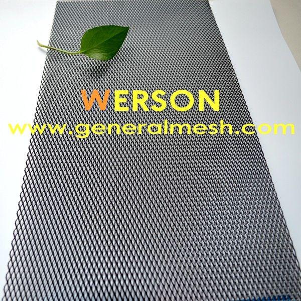 125 X 25cm Universal Black Aluminium Diamond Mesh For Your Custom Grill Grille In 2020 Diamond Mesh Grilling Custom Grill