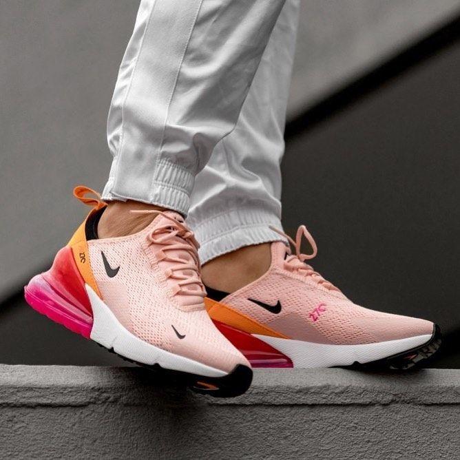 Vivid, summer colors? Perfect description for this Nike Air