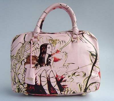 Prada 6228 Great Style and High Quality Handbag-Light Pink