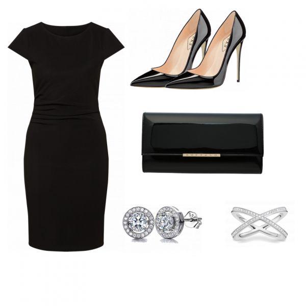 Outfit-Kombinationen: Simpleblackelegance bei FrauenOutfits.de