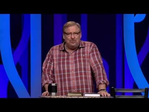 If I Could Only Teach You One Thing: Why God Made You with Rick Warren - YouTube