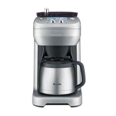 Breville Grind Control Coffee Maker #breville #coffeemaker #giftsforgrads