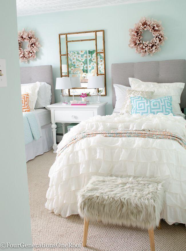 72 best HOME: Girl Bedroom Ideas images on Pinterest | Bedroom ...