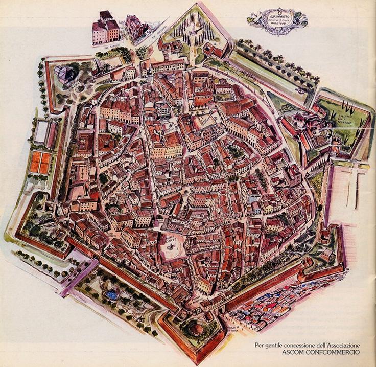 Grosseto, Toskana